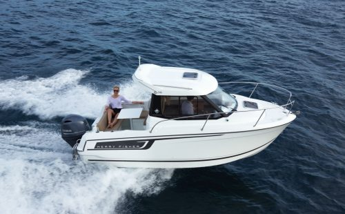 Jeanneau Merry Fisher 605 Cruiser