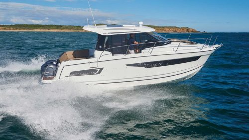 Jeanneau Merry Fisher 895 Cruiser Offshore 2 X Yamaha F200